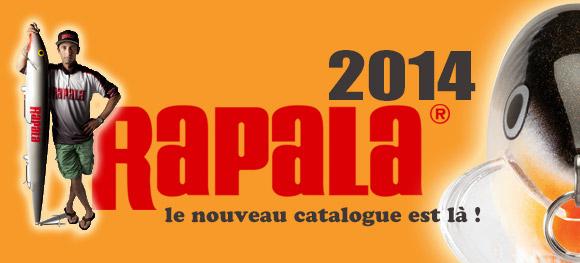 Rapala 2014 est en ligne