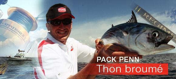 Pack Penn Thon Broumé