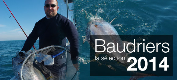 Baudrier la Sélection Top Fishing 2014