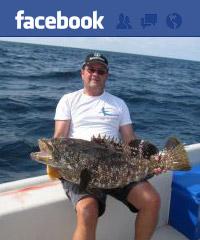 Partager vos exploits de pêches sur Facebook