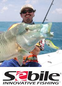 Lancement Sébile sur Top Fishing