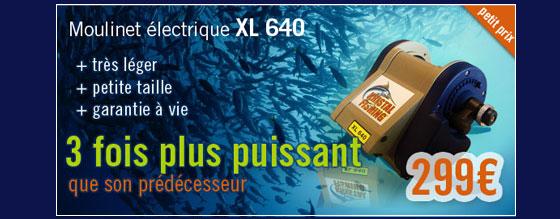 Moulinet xl 640