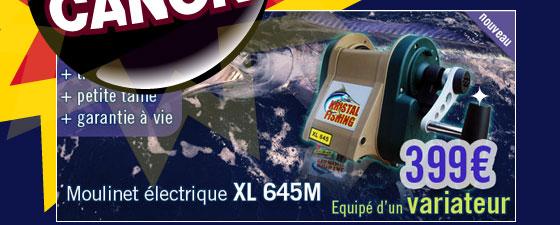 Moulinet xl 645