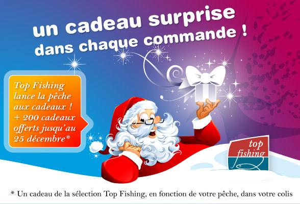 Noël chez Top Fishing