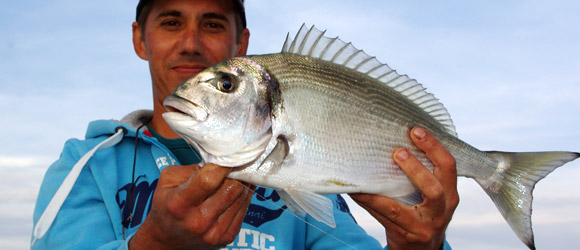La pêche à la pierre