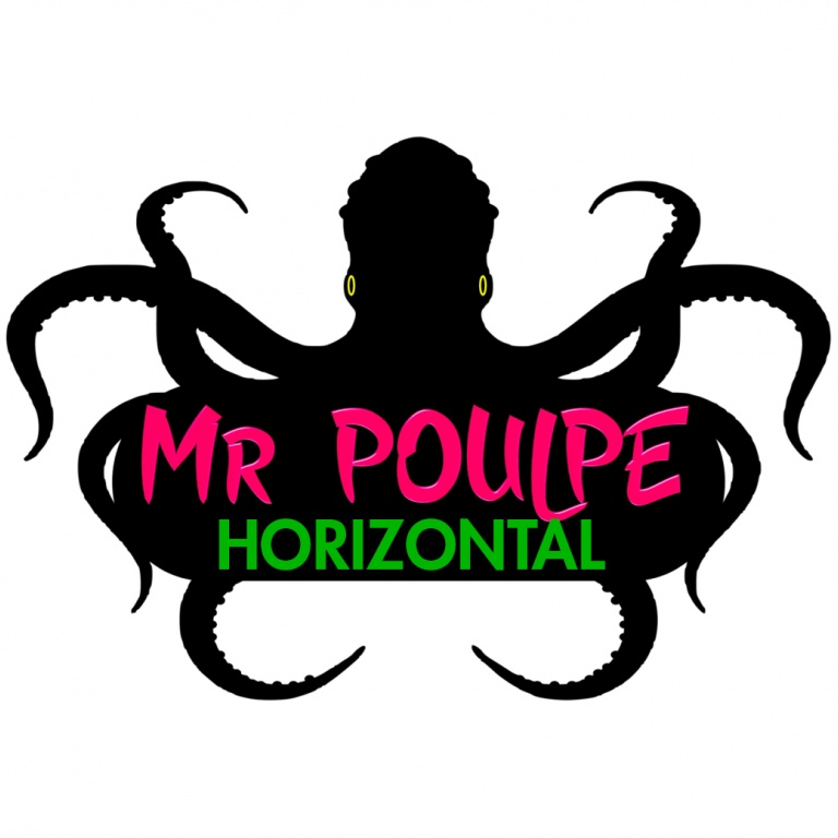 Mr Poulpe Horizontal Logo
