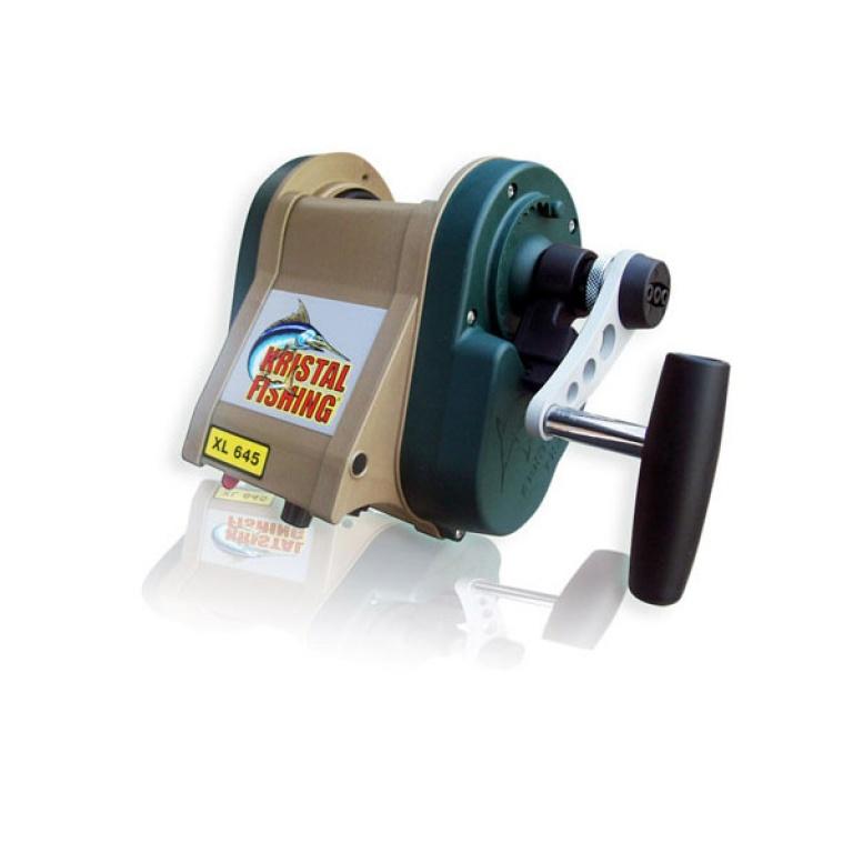 Moulinet électrique Kristal Fishing XL 64