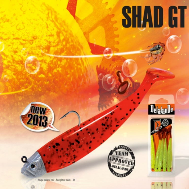 Shad GT couleur 2013