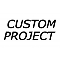 Logo de la technologie Custom Project