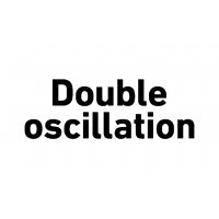 Logo de la technologie Double Oscillation