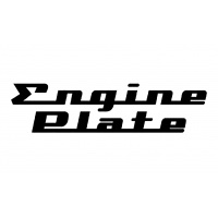 Logo de la technologie Engine Plate