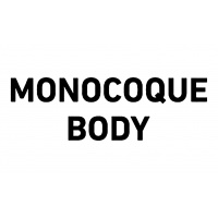 Logo de la technologie Monocoque Body