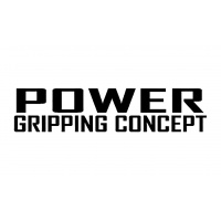 Logo de la technologie Power Gripping Concept