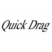 Logo de la technologie Quick Drag