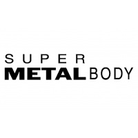 Logo de la technologie Super Metal Body