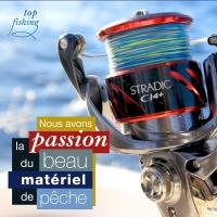 Newsletter Passion matériel de pêche