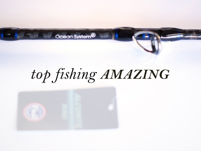 Canne Top Fishing Amazin, Ocean System
