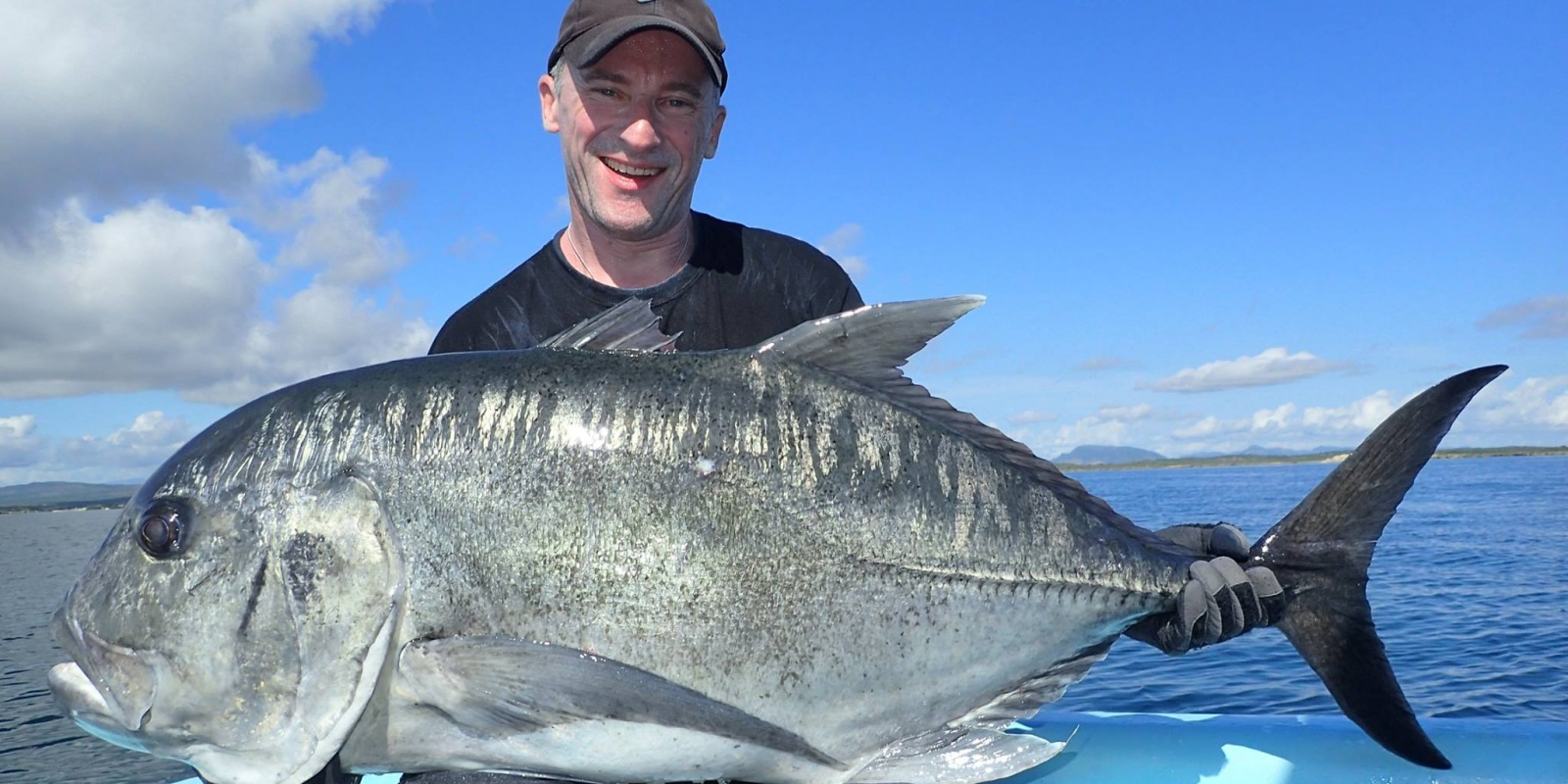 Belle prise avec Zenaq Expedition EP83-6 Trevally