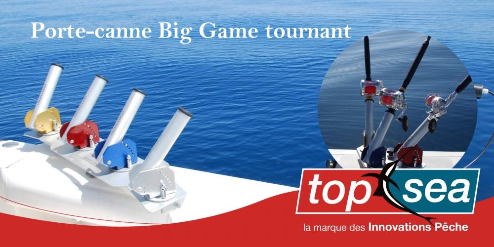 Porte Canne Top Sea Annonce