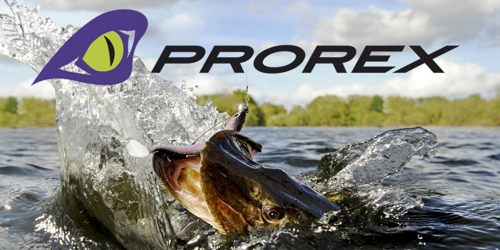 Prorex, la nouvelle marque Daiwa dédié à la pêche au brochet