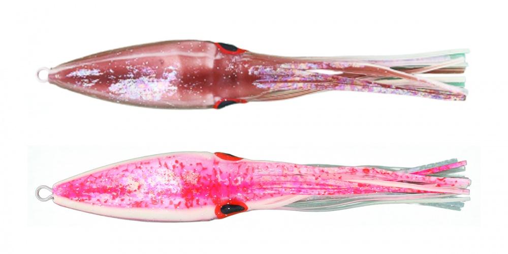 Top Sea Swimming Squid (palette de couleur)