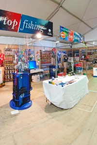 Stand Top Fishing Sulenzara in Pesca 2019