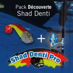 Pack Shad Denti